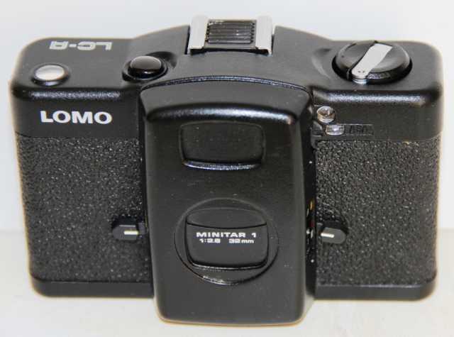 Продам Фотоаппарат ломо Компакт-автомат. СССР