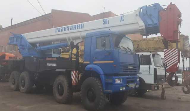 Продам Продам автокран 50 тн, Камаз вездеход
