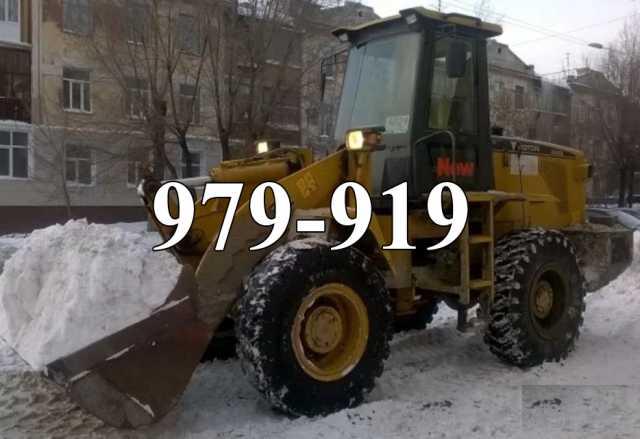 Предложение: Уборка Снега, Чистка Снега Томск