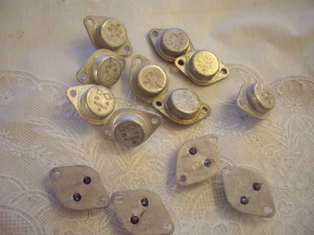 Продам: Транзисторы КТ- 827 А 18 штук