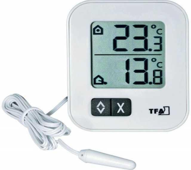 Куплю: Mетеостанцию или цифровой термометр
