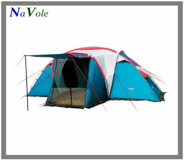 Продам: Палатка четырёхместная «Sana 4 Plus Roya