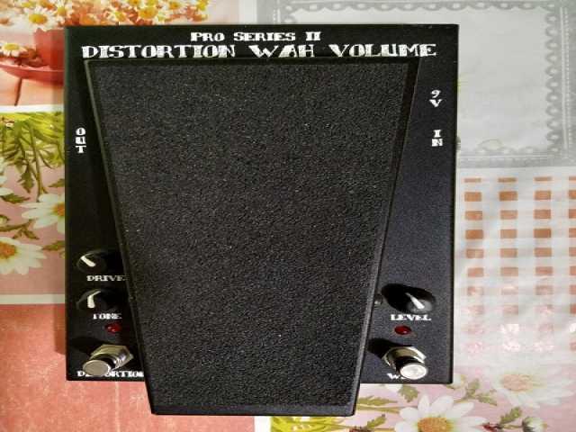 Продам Квакушка 3в1: Morley PDW-II Dist Wah Vol