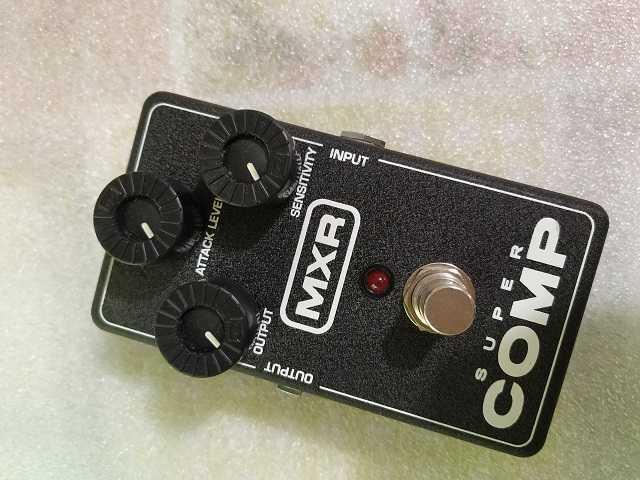 Продам Гитарный компрессор MXR Super Comp