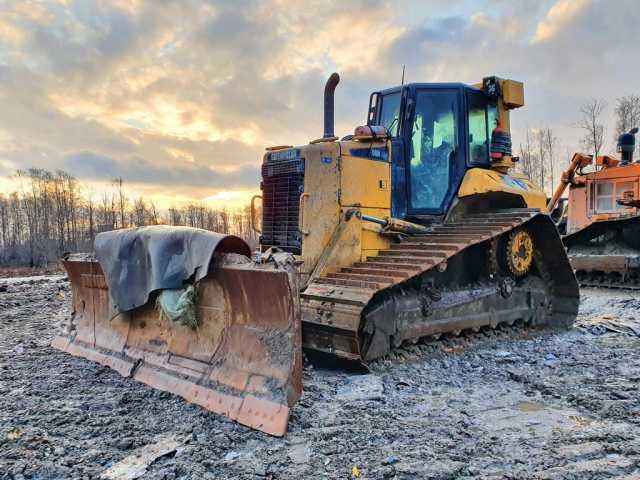 Продам CAT D6N LGP бульдозер болотный