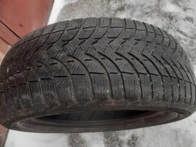 Продам Одна зимняя шина 195/55 R-15
