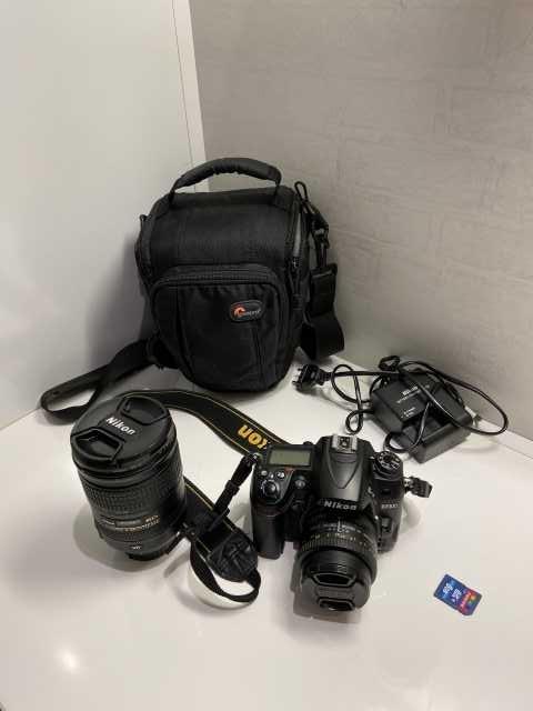 Продам: Фотоаппарат nikon d7000