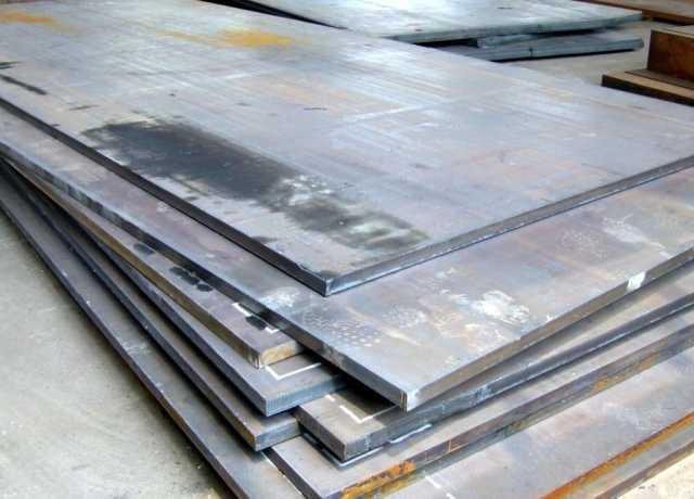 Предложение: Лист стальной 110г13