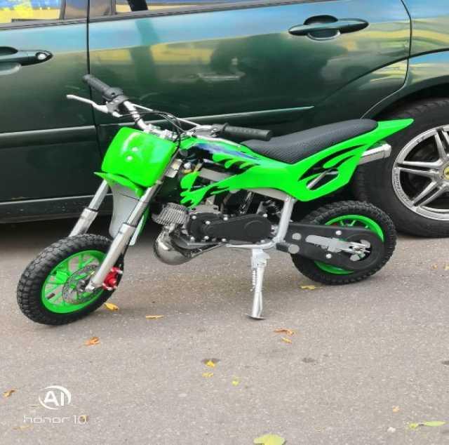 Продам: Детский мотоцикл на бензине новый
