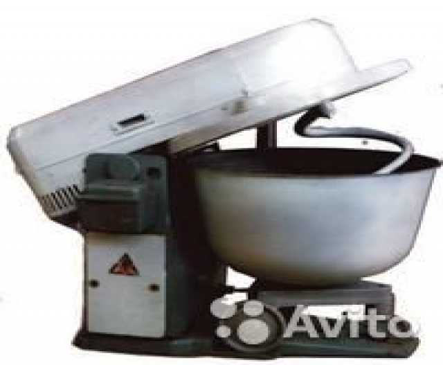 Продам Тестомесильная машина пензмаш тмм-140