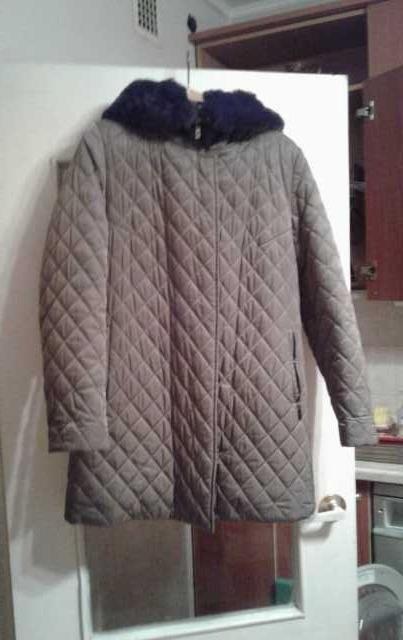 Продам Пальто-куртка зимнее женское