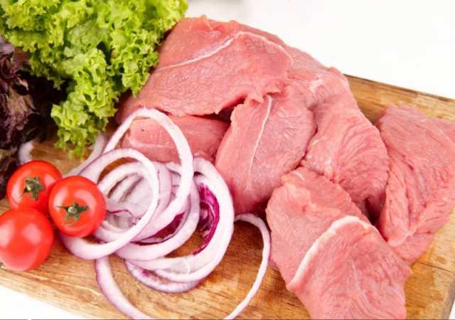 Продам Фермерское мясо (телятина) с доставкой н