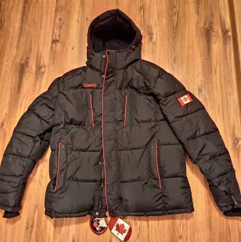 Продам Куртка мужская Canadian