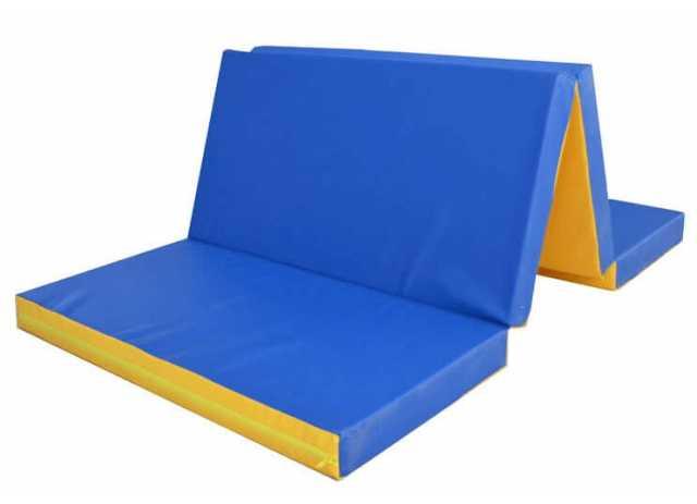 Продам: Мат гимнастический 1 х 2 м, складной (Те