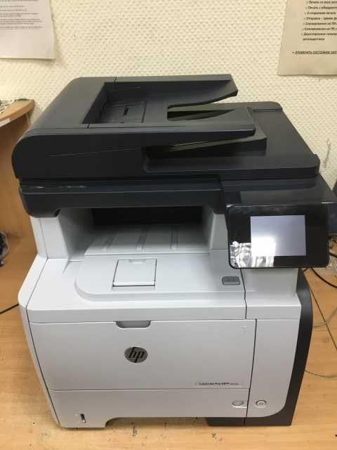 Продам Лазерный принтер hp LaserJet Pro MFP m52