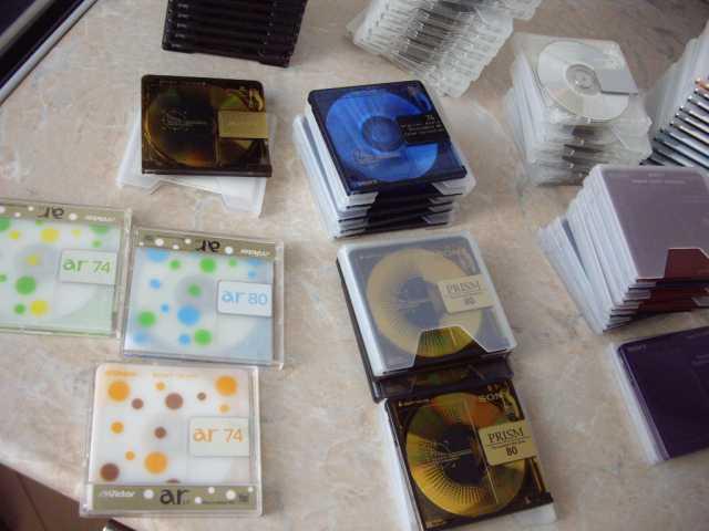 Продам: MD – диски 120 штук Новые
