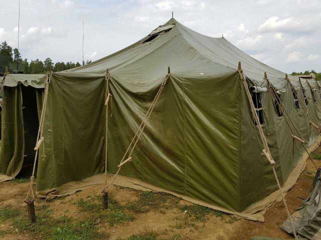 Куплю Палатка армейская
