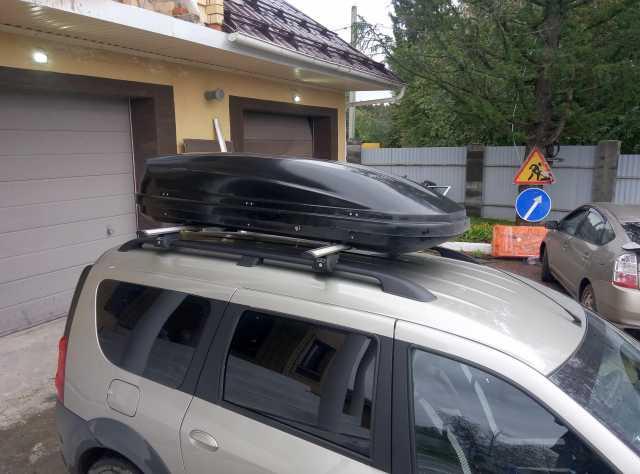 Продам Бокс багажный на крышу автомобиля 195 см
