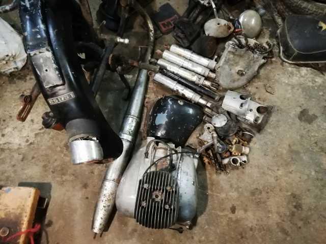 Продам Мотоцикл MZ es175/1