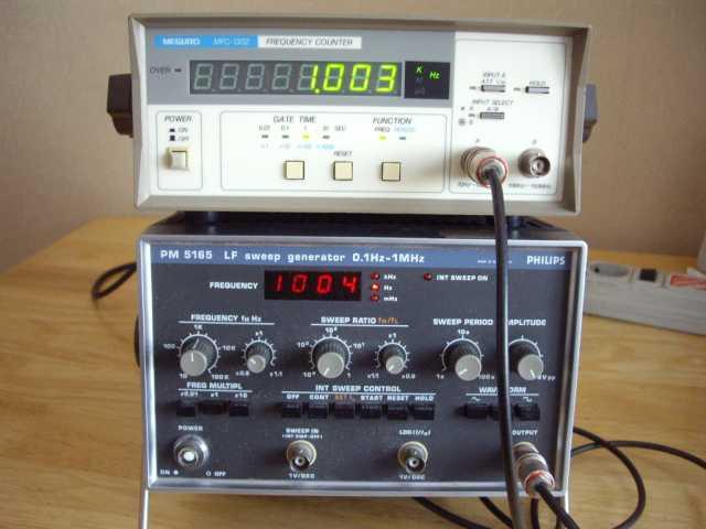 Продам: Частотомер MEGURO-MFC1302