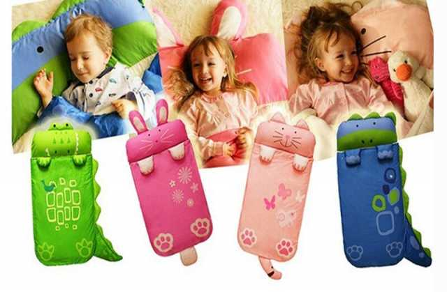 Продам: Спальный мешок детский (слипик)