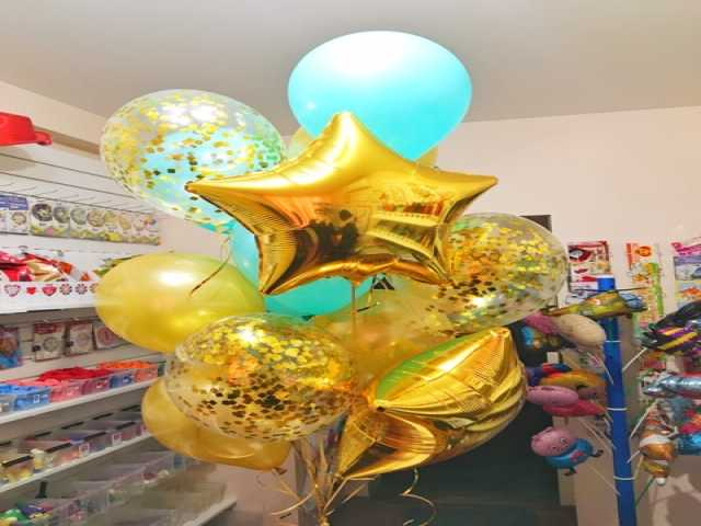 Предложение: Оформление шарами в Казани