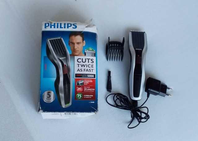 Продам Машинка для стрижки волос Philips бу
