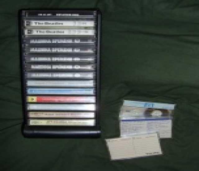 Продам Коллекция Весь Beatles на аудиокассетах