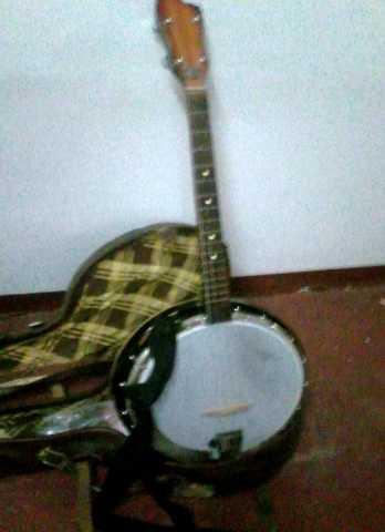 Продам: Банджо 4х стр MIGMA с футляром