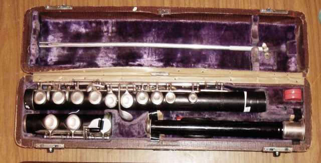 Продам Zimermann-Флейта с немецкой системой(апп