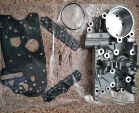 Продам: Плита гидроблока мехатроника 0AM325066 D