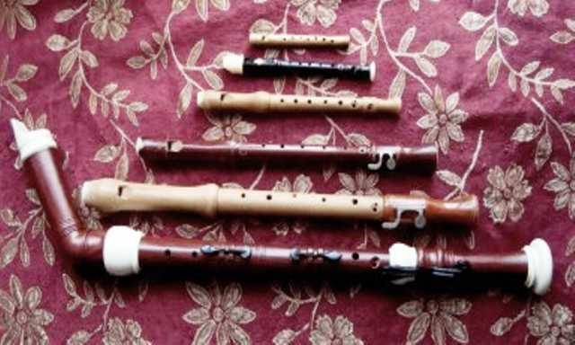 Продам: Консорт Блок флейт