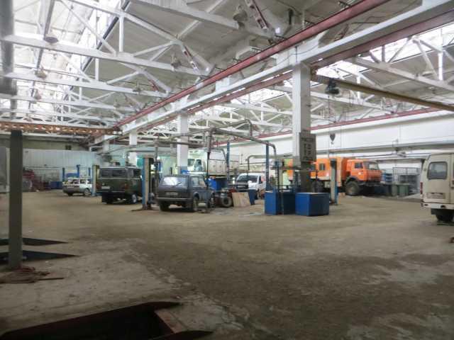 Сдам: Производственное помещение под автодело