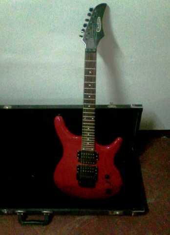 Продам: Chatеau –электро-гитара с флейдройзом
