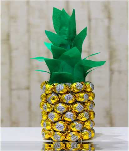Продам: Подарок-сюрприз ананас из шампанского и