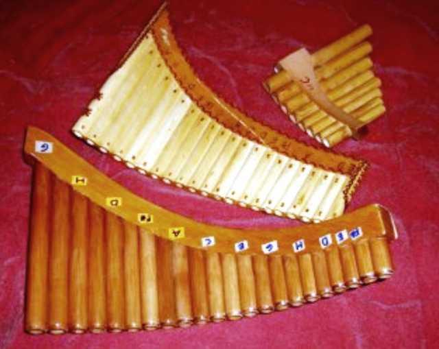 Продам: Консорт Пан флейт