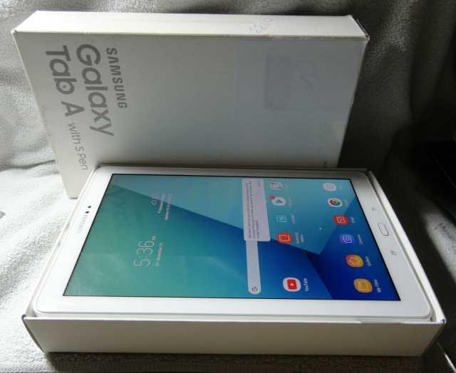 Продам SAMSUNG Galaxy Tab A SM-P580 10,1-дюймов