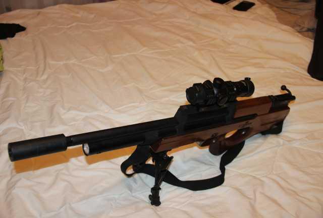Продам пневмат Атаман M2R 6,35 мм булл-пап