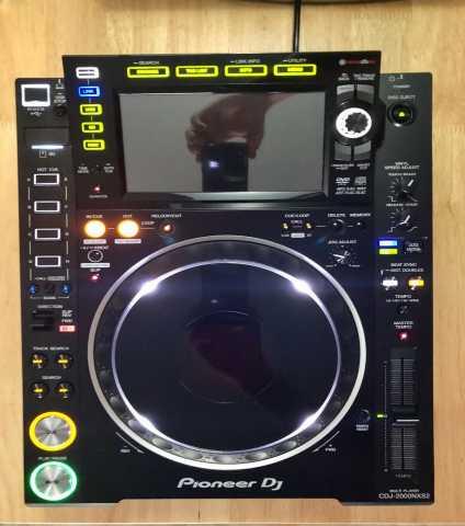Продам Мультиплееры Pioneer DJ CDJ-2000NXS2 Pro