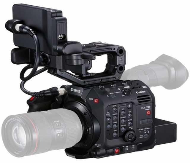 Продам Canon EOS C500 Mark II 5.9K Full-Frame C