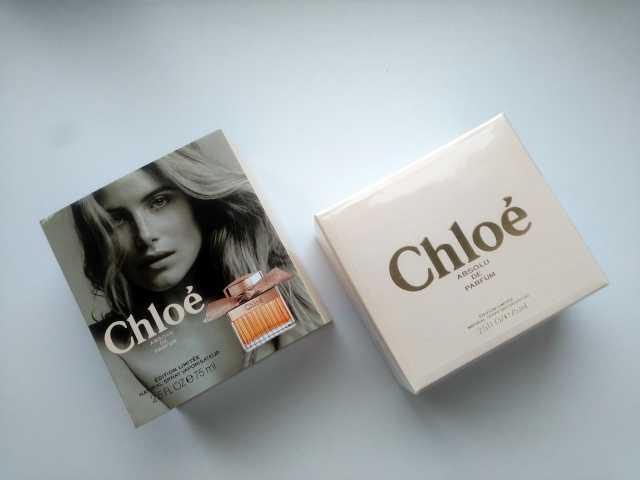 Продам EDP Chloe Absolu de Parfum оригинал 75ml