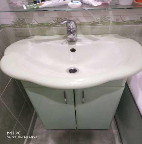 Продам МЕБЕЛЬ для ванной {комплектация на выбор