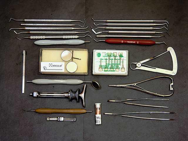 Продам: Стоматологические инструменты