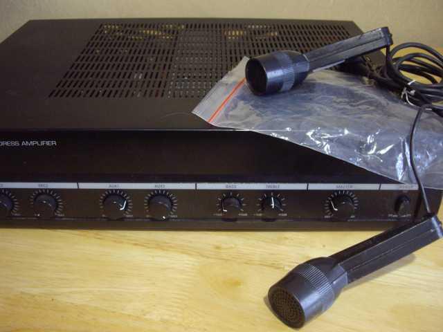 Продам усилитель INTER-M A-60 RM Трансляционный