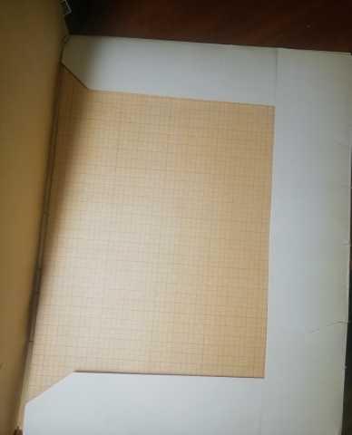 Продам: Бумага масштабно -координатная миллимитр