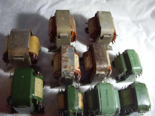 Продам: Трансформаторы ТН ТПП