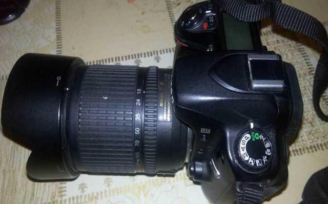 Продам Фотоаппарат Nikon D-80