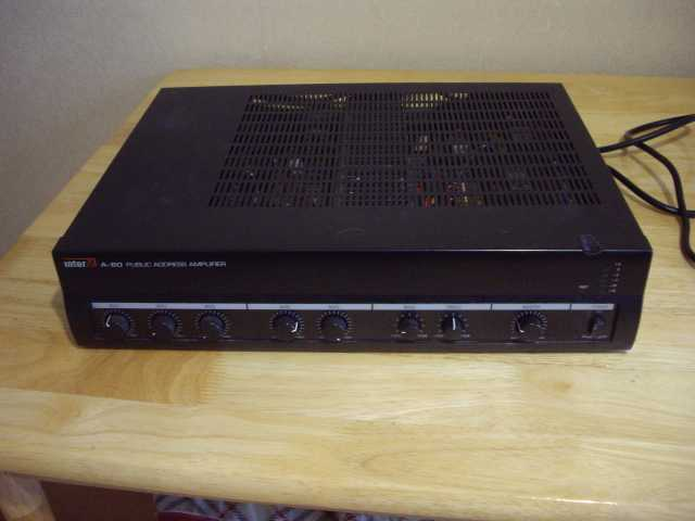 Продам Трансляционный усилитель INTER-M A-60 RM