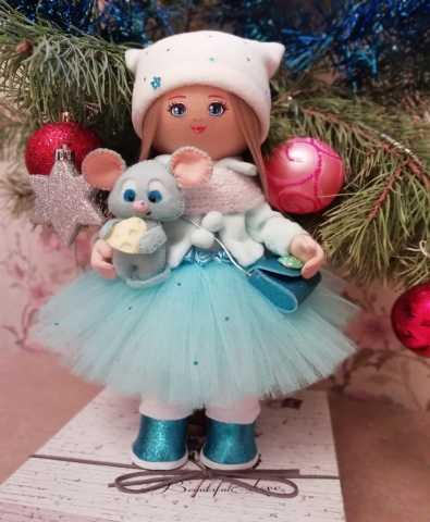 Продам Текстильная кукла