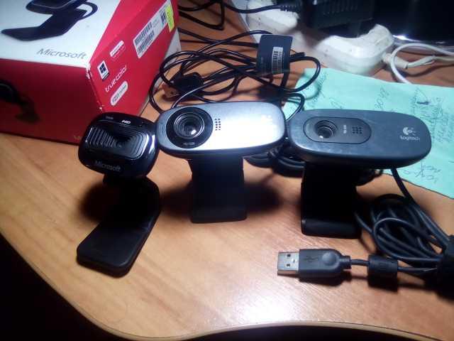 Продам: Вэб-камеры